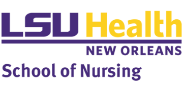 LSU Health-New Orleans School of Nursing logo
