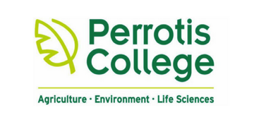 Perrotis College of Agriculture, Environment and Life Sciences logo