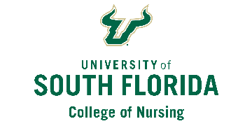 University of South Florida College of Nursing logo
