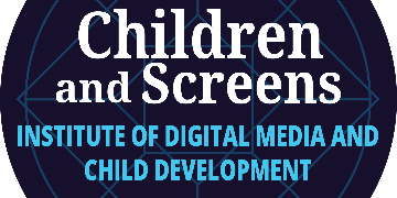 Children and Screens: Institute of Digital Media and Child Development logo