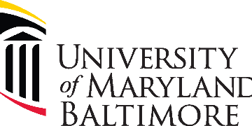 University of Maryland, Baltimore logo