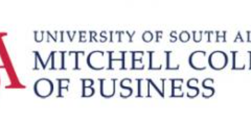 University of South Alabama-Mitchell College of Business logo