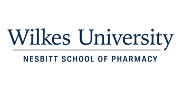 Wilkes University Nesbitt School of Pharmacy logo