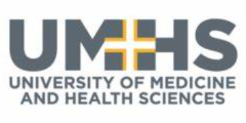 University of Medicine and Health Sciences logo