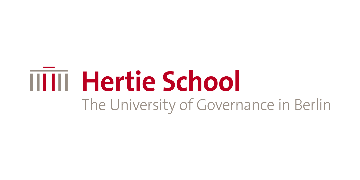 Hertie School - The University of Governance in Berlin logo