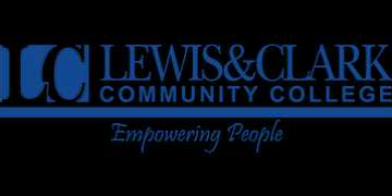 Lewis and Clark Community College logo