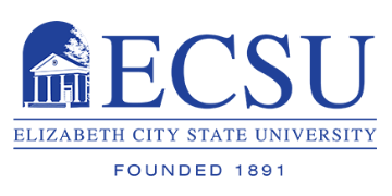 Elizabeth City State University logo