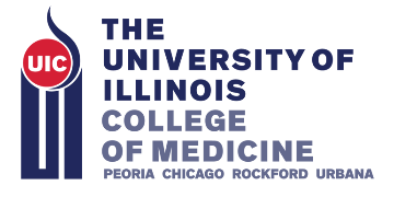 University of Illinois College of Medicine at Peoria logo