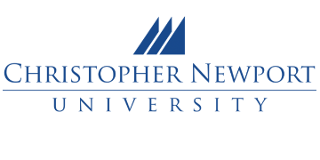 Christopher Newport University logo