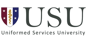 Uniformed Services University of the Health Sciences (USU) logo