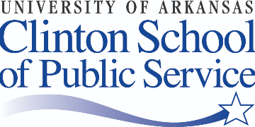 University of Arkansas Clinton School of Public Service logo