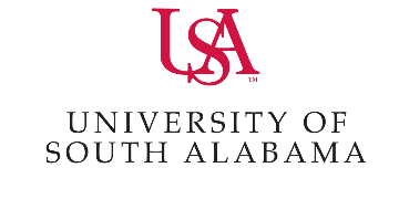 University of South Alabama logo