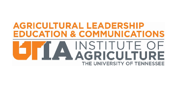 The University of Tennessee; Institute of Agriculture; Department of Agricultural Leadership, Educat logo