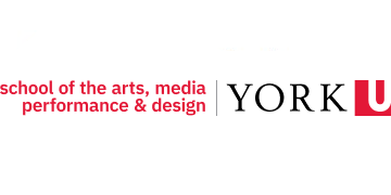 York University, School of the Arts, Media, Performance & Design logo