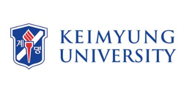 Keimyung University logo