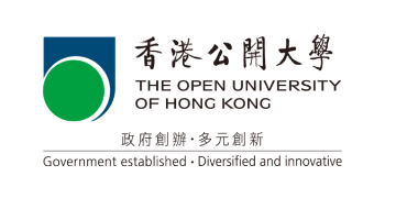 The Open University of Hong Kong logo