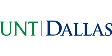 University of North Texas at Dallas logo