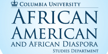 Columbia University, African American and African Diaspora Studies Department logo