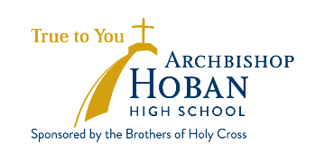 Archbishop Hoban High School logo