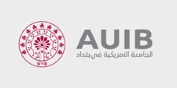 American University of Iraq Baghdad logo