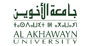 Al Akhawayn University in Ifrane logo