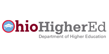 The Ohio Department of Higher Education logo