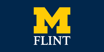 The University of Michigan-Flint logo
