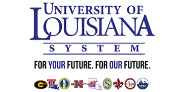 University of Louisiana System logo