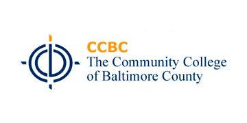 The Community College of Baltimore County (CCBC) logo