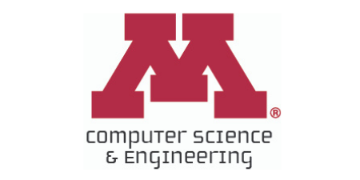 University of Minnesota-Twin Cities Computer Science & Engineering logo