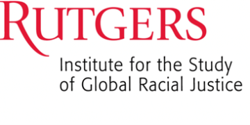 Rutgers University, Inst. Global racial Justice logo