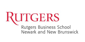 Rutgers Business School Newark & New Brunswick logo