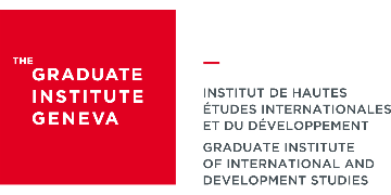 The Graduate Institute of International and Development Studies logo