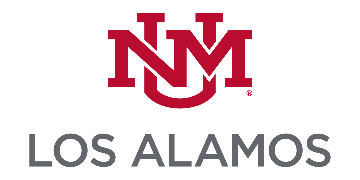 University of New Mexico - Los Alamos logo