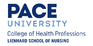 Pace University College of Health Professions logo