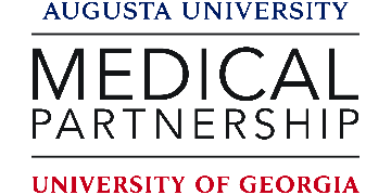 Augusta University/University of Georgia Medical Partnership logo